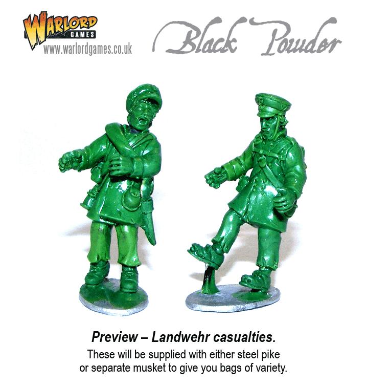 Landwehr Casualties