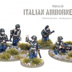 New: Bolt Action Italian Airborne Support!