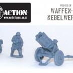 New: Bolt Action Waffen-SS artillery!