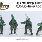 Preview: Armoured Pikemen!