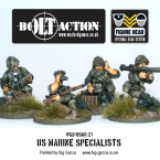 New: USMC Support!