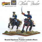 New: More Napoleonic Prussian Landwehr!
