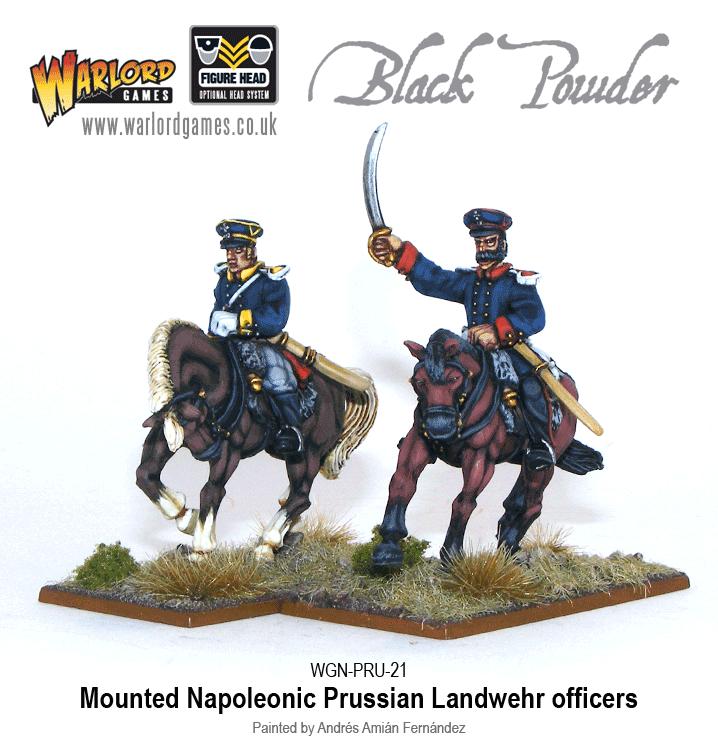 Landwehr Officers