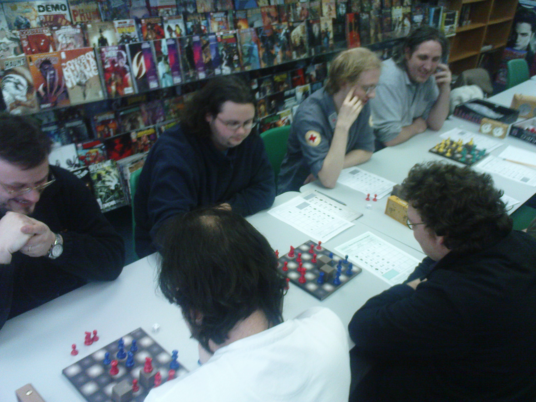 Game In Action