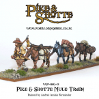 Gallery: Pike & Shotte Mule Train