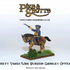 New: Pike & Shotte Swedish Cavalry!