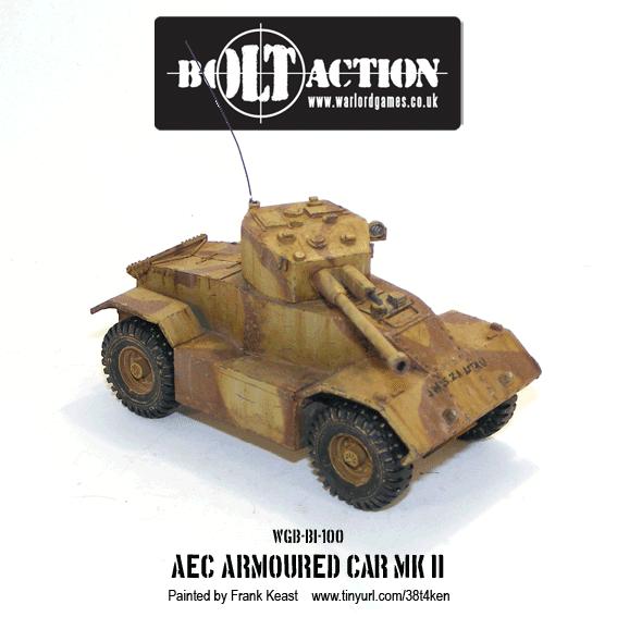 AEC Armoured Car
