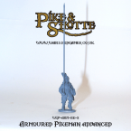 New: Pike & Shotte Armoured Pikemen!