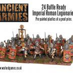 New: Pre-painted Roman Legionaries!