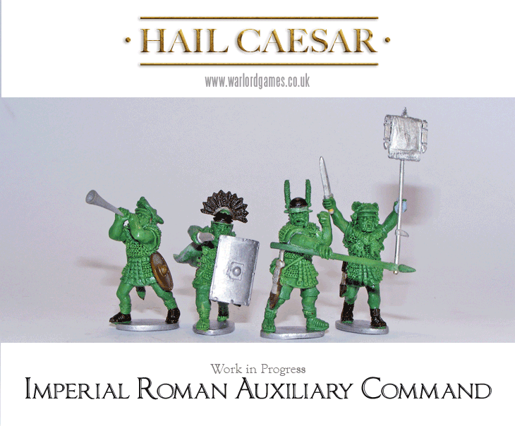 Roman Auxiliary Command