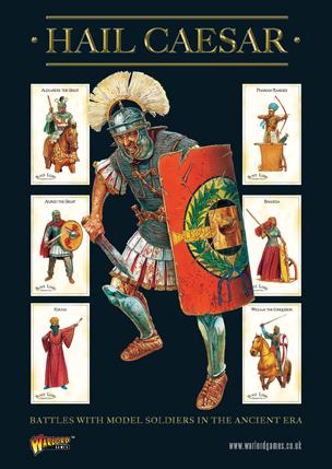 Hail Caesar Cover