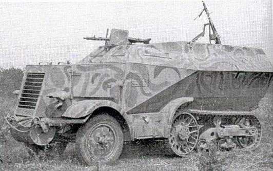 Unic P107