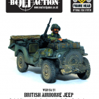 Re-released: Bolt Action Airborne Jeeps!