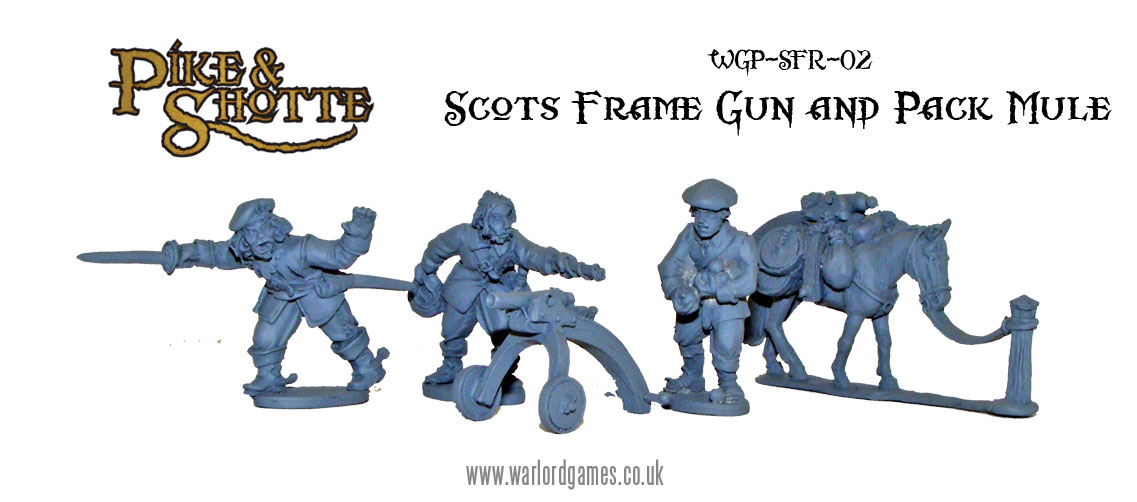 Scots Frame Gun