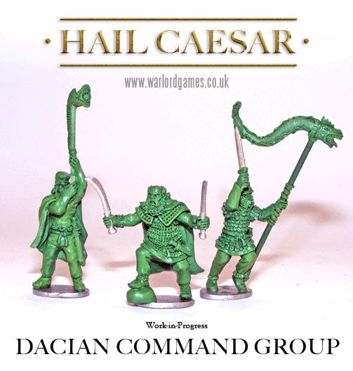 Dacian command