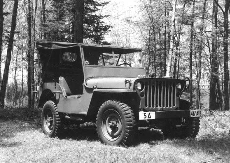 Jeep BW