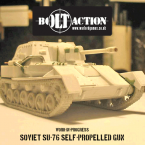 Preview: Bolt Action Soviet Su-76!