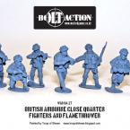 New: Bolt Action British Airborne Close Quarter Fighters!