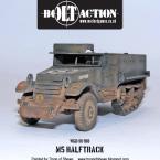 Re-released: Bolt Action M5 Halftrack