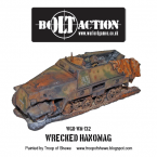 Gallery: Wrecked Hanomag!