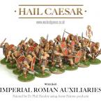 New: Plastic Roman Auxiliaries!