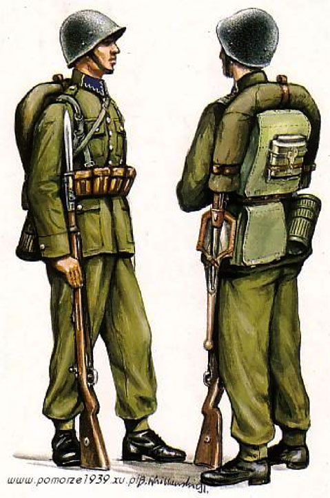 WWII Polish Uniform Guide - Warlord Games