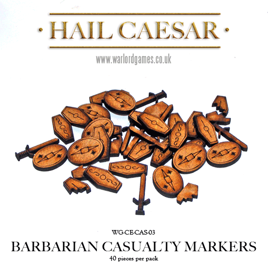 Casualty Markers