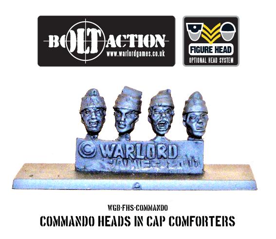 Commando Heads