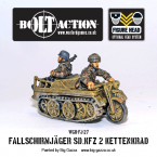 New: Bolt Action Fallschirmjager support!