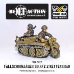 New: Bolt Action Fallschirmjager support!