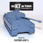 New: Bolt Action Panther ausf G!