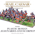 New: Imperial Roman Legionaries!