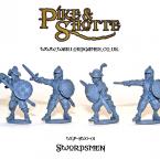 New: Pike & Shotte Swordsmen!