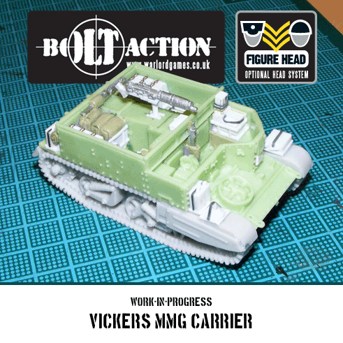 Universal Carriers