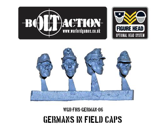 German Figure Heads