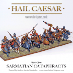 New: Sarmatian Cataphracts!