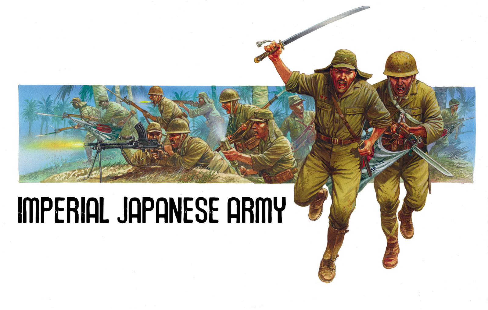 Imperial Japanese Box Art