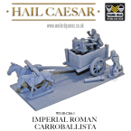 New: Roman Carroballista!
