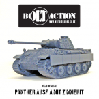 New: Bolt Action Panther Ausf A mit Zimmerit!