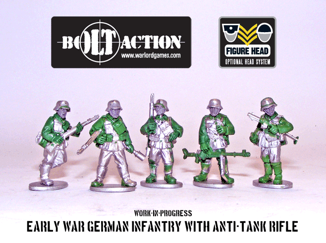 BEF Early War German