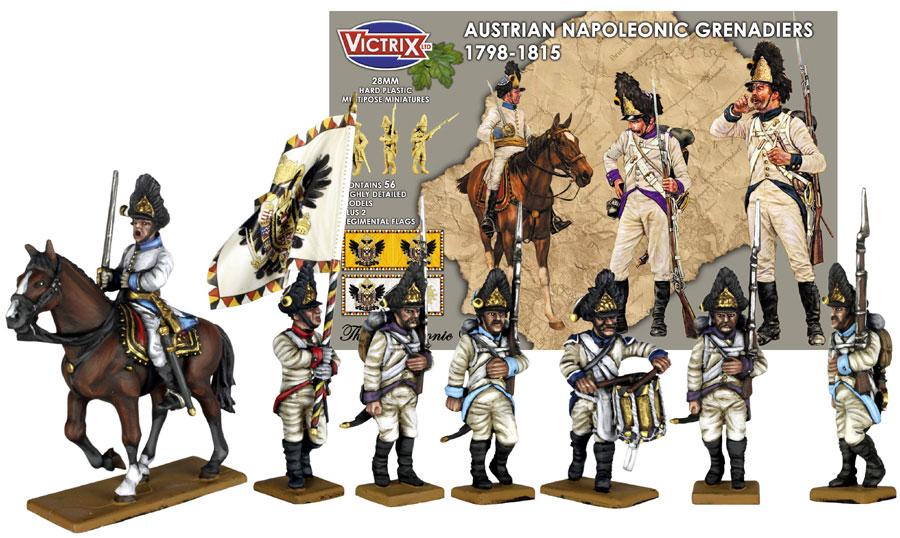 Victrix-Napoleonic-Austrian-Grenadiers