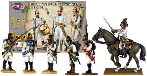 Victrix-Napoleonic-Austrian-Infantry-1798-1805