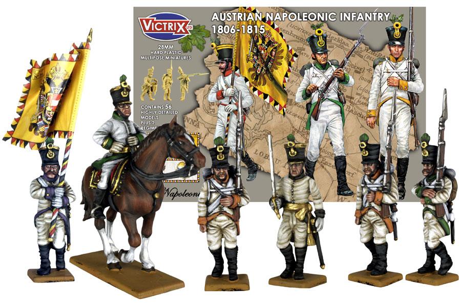 Victrix-Napoleonic-Austrian-Infantry-1806-1815