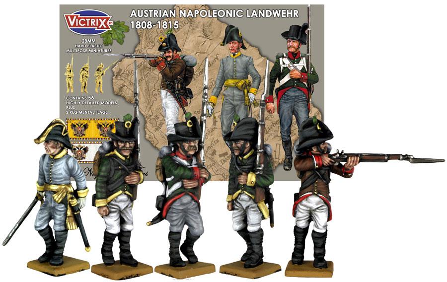 Victrix-Napoleonic-Austrian-Landwehr