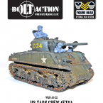 New: Bolt Action US Tank Crew!