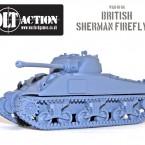 New: Bolt Action Sherman Firefly!