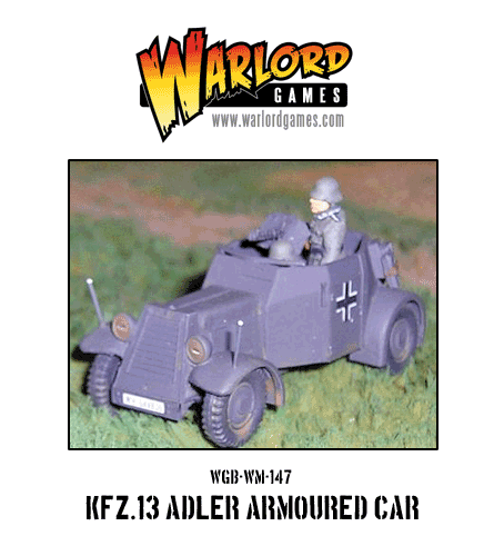 BEF Vehicle