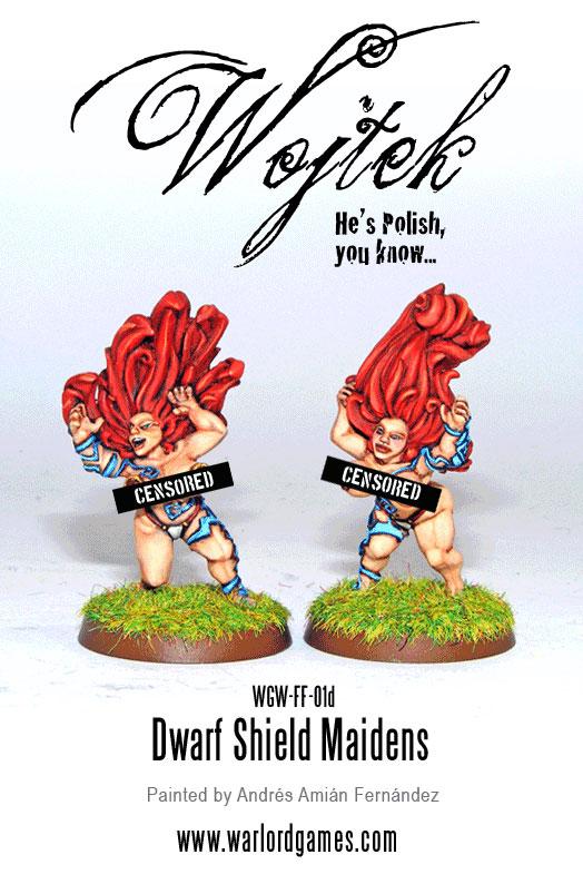 Lady Dwarfs