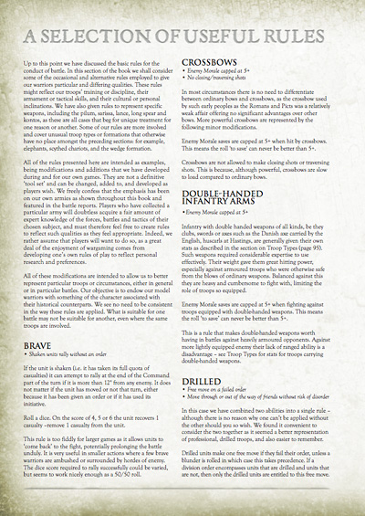 Official Updates & FAQs Archives - Warlord Games