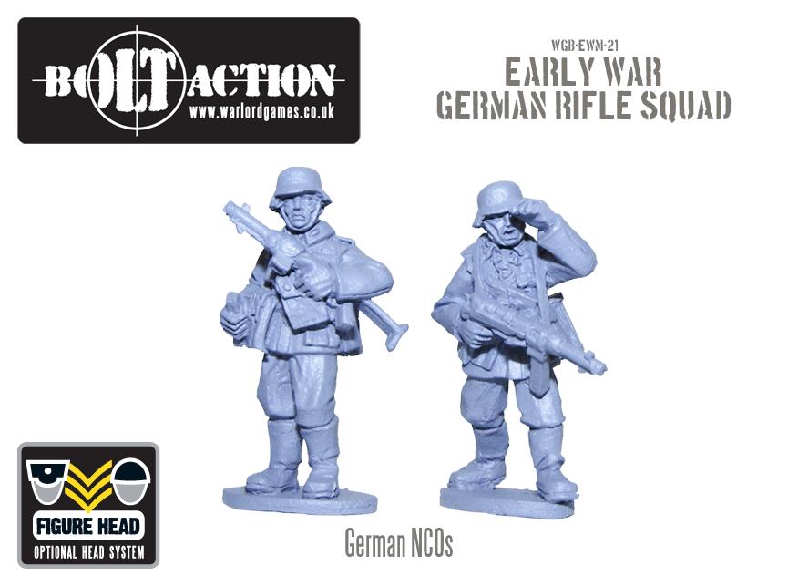 Early War Germans